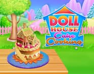 Doll House Cake Cooking