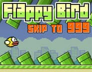 Flappy Bird: Skip to 999