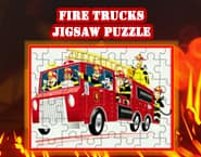 Fire Truck Jigsaw Puzzle