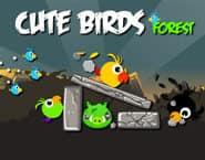 Cute Birds Forest