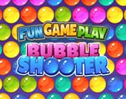Fun Game Play Bubble Shooter