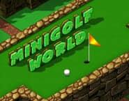 Minigolf Värld
