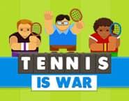 Tennis ?r krig