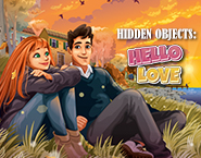 Hidden Objects Hello Love