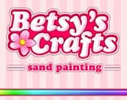 Betsy's Craft: Sand Painting