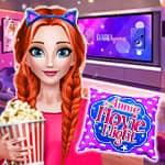 Annie Movie Night