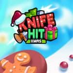 Knife Hit Xmas