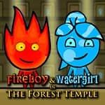 Fireboy and Watergirl 1